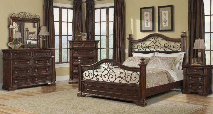 San Marcos Bedroom Set