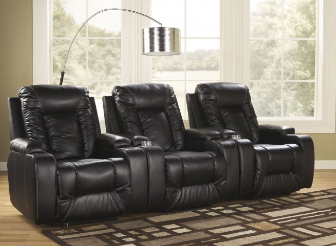 Matinee Durablend Power Home Theater Seating