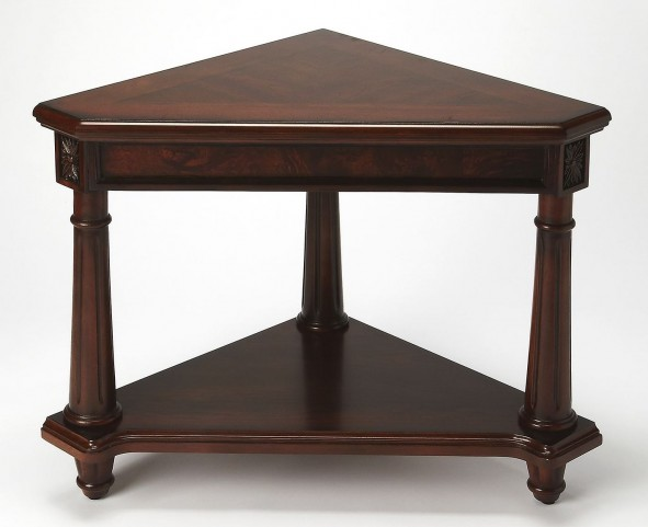 Plantation Cherry Antwerp Plantation Cherry Corner Table