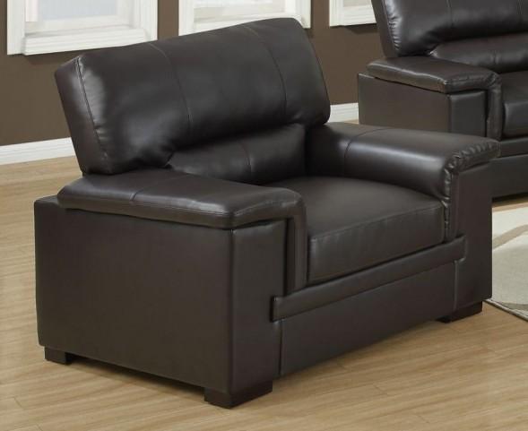 Chocolate Brown Match Chair