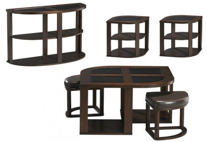 Merlot Occasional Table Set