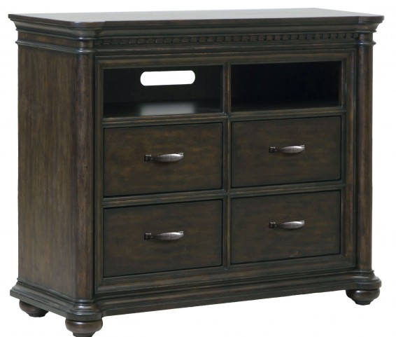 Grand Manor TV Stand