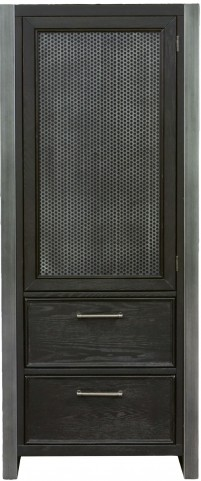 Graphite Door Wardrobe