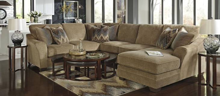 Lonsdale RAF Chaise Sectional