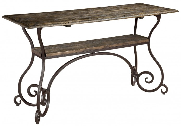 Artisans Shoppe Black Forest Sofa Table
