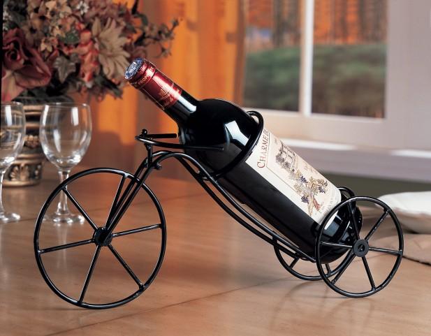 900033 Black Wine Rack Set of 6