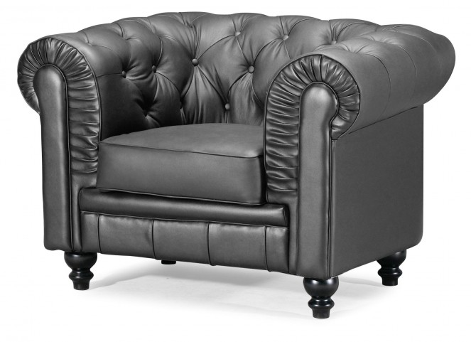 Aristocrat Armchair Black