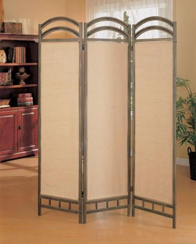 Golden Room Divider 900106