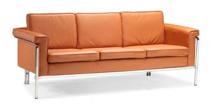 Singular Sofa Terracota