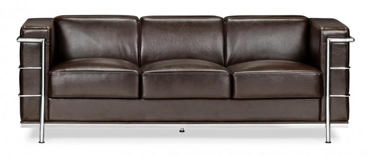 Fortress Espresso Sofa