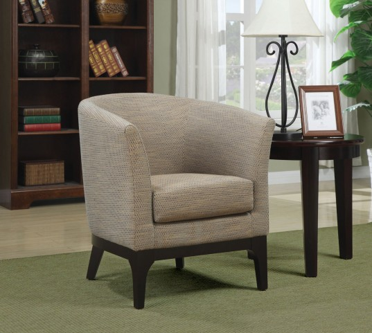 Beige Accent Chair - 900333