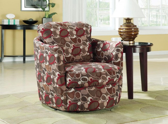 Multi Color Accent Chair 900406