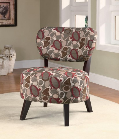 Multi Color Accent Chair 900425
