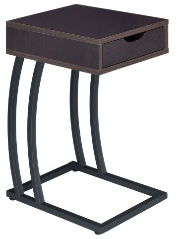 Cappuccino Accent Table