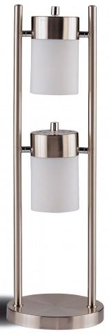 900732 Chrome Table Lamp