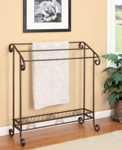 Bronze Towel Rack 900833
