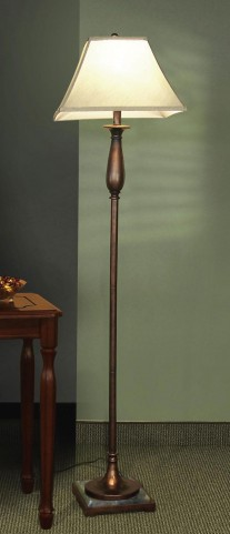 Bronze Dark Bronze Floor Lamp 901204