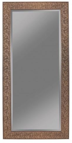 Brown Accent Mirror