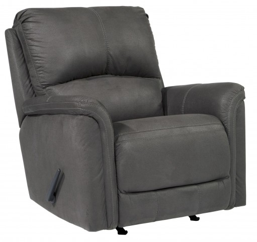 Ranika Gray Rocker Recliner