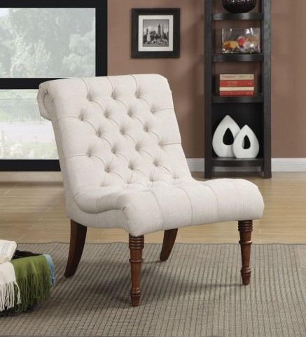 902176 Oatmeal Accent Chair