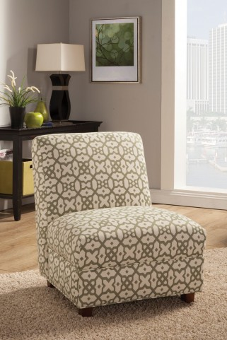 902526 White Accent Chair