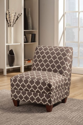 902528 Brown Accent Chair