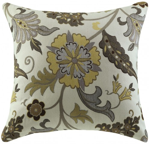 905002 Floral Accent Pillow Set of 2