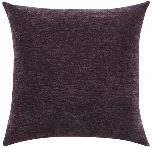 Eggplant Accent Pillow