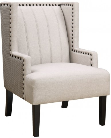 Madeleine II Light Beige Chair