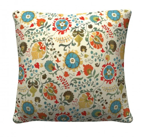 905312 Floral Pillows Set of 2