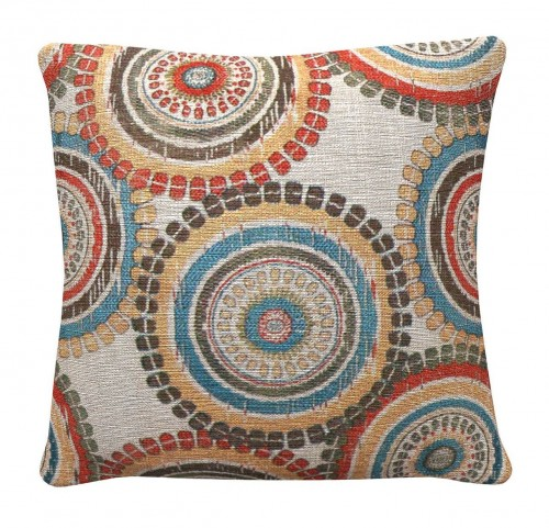 905318 Medallion Pillows Set of 2
