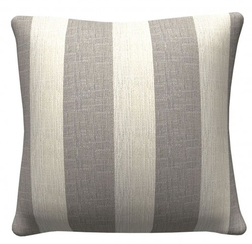 905346 Grey Stripes Pillows