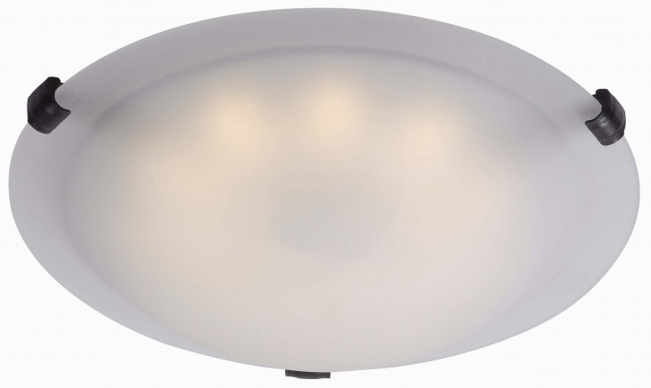 Aero Oil Rubbed Bronze LED Small Flush mount