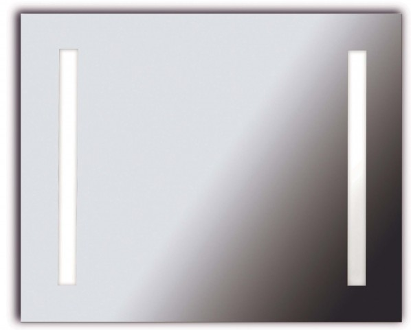 Rifletta 2 Light Large Vanity Mirror