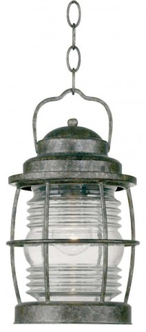 Beacon Flint Hanging Lantern