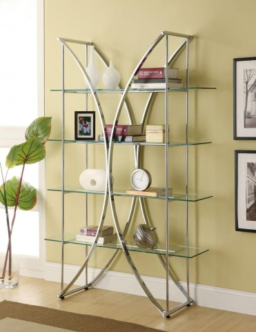 Chrome Shelf 910050