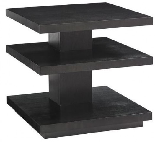 Carrera Ellena Square End Table