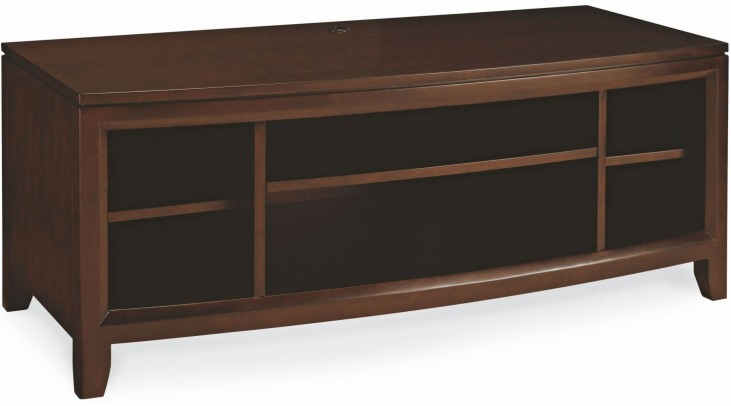 "Tribecca Root Beer 51"" Entertainment Center"