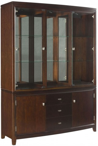 Tribecca Root Beer China Cabinet
