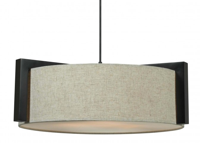 Teton 3 Light Pendant