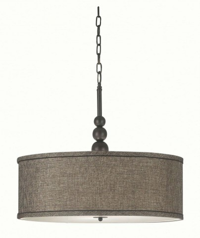 Margot Oil Rubbed Bronze 3 Light Pendant