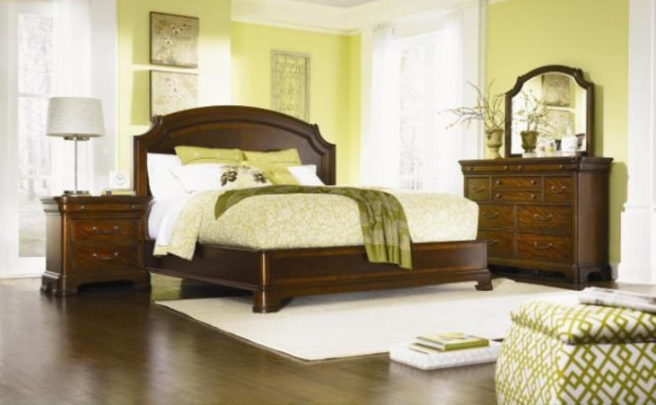 Evolution Platform Bedroom Set