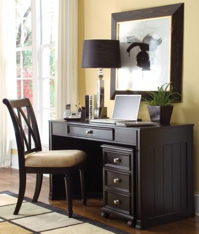 Camden Black Home Office Set