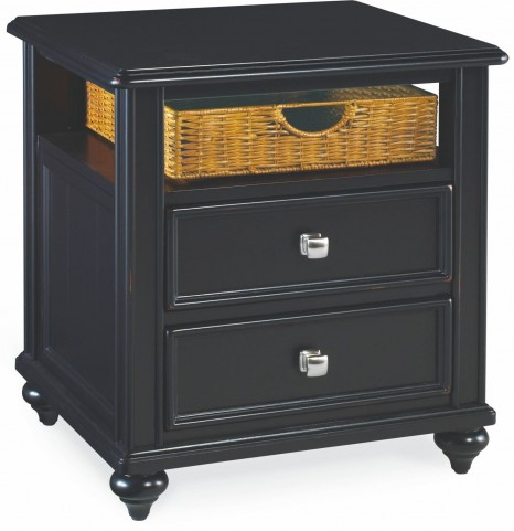 Camden Black Side Table