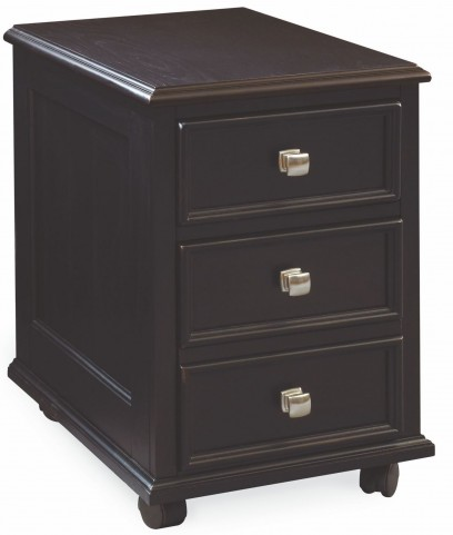 Camden Black File/Drawer Cabinet