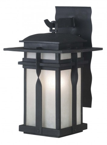 Carrington Black 1 Light Small Lantern