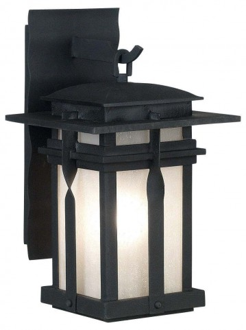 Carrington Rust 1 Light Large Lantern