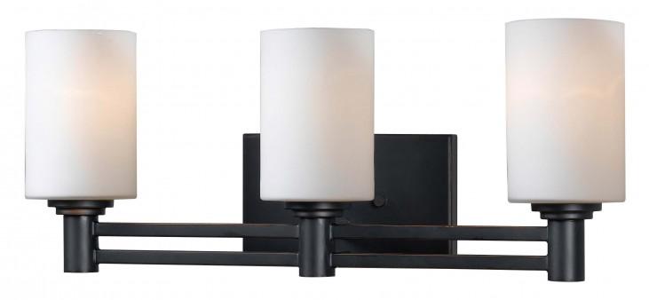 Slender 3 Light Vanity