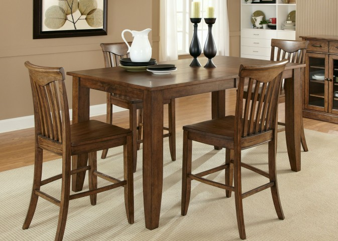 Arbor Hills Gathering Table Dining Room Set