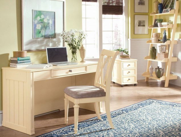 Camden Buttermilk Home Office Set